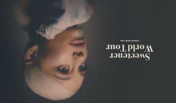 Ariana Grande Sweetener World Tour All Of San Antonio