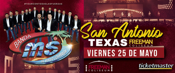 Banda Ms All Of San Antonio